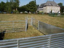 Ovce - chovatelské pomůcky VI. Zařízení pro manipulaci